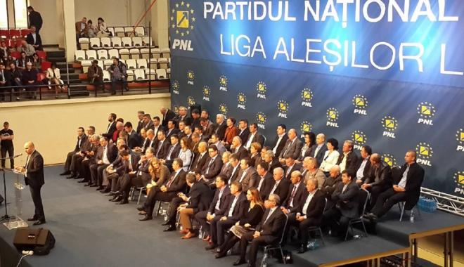 """Foto: Aleşii locali liberali: """"PSD îşi încalcă propriul program de guvernare  votat în Parlament"""""""