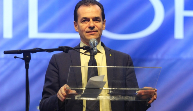 Foto: Ludovic Orban: PNL susține restructurarea Guvernului la 14-15 ministere