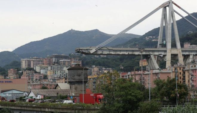 Foto: Răsturnare de situaţie. Primul dintre românii declaraţi morţi în tragedia de la Genova este viu