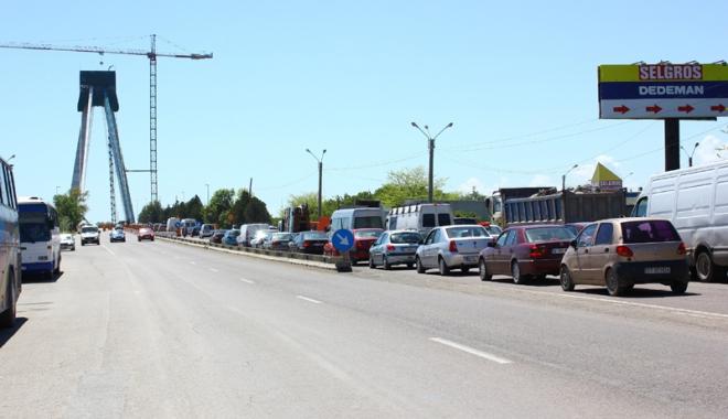 Foto: Deschideţi podul Agigea!