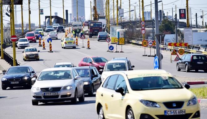 Ca în Constanţa… Reabilitarea Podului de la Butelii a fost oprită. Se caută noi soluţii tehnice