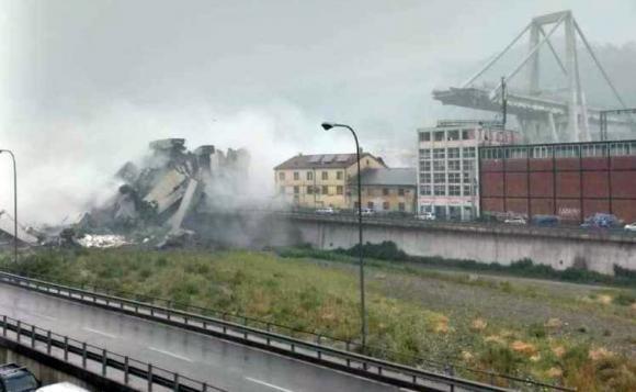 Foto: TRAGEDIA DIN ITALIA. Anunţul MAE, despre un alt român
