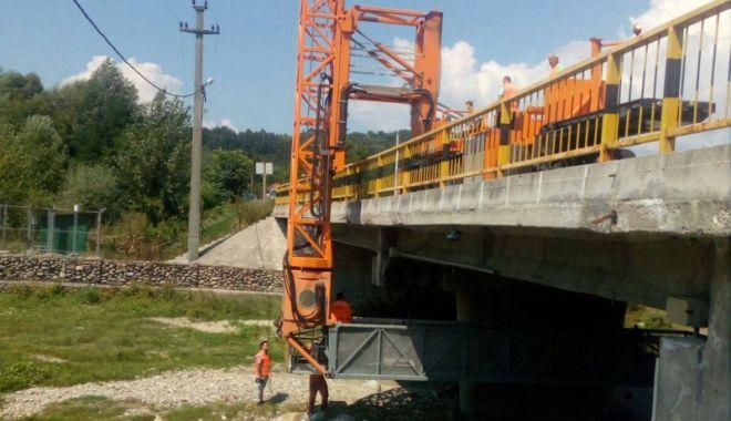 Podurile și pasajele de pe Autostrada A4, reparate. Vor fi impuse restricții de circulație - podurilesiautostradaa4-1535471140.jpg