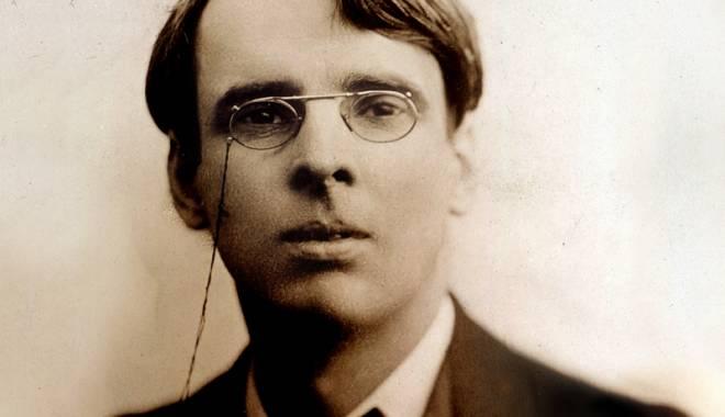 """Foto: Poet irlandez, comemorat la Universitatea """"Ovidius"""""""
