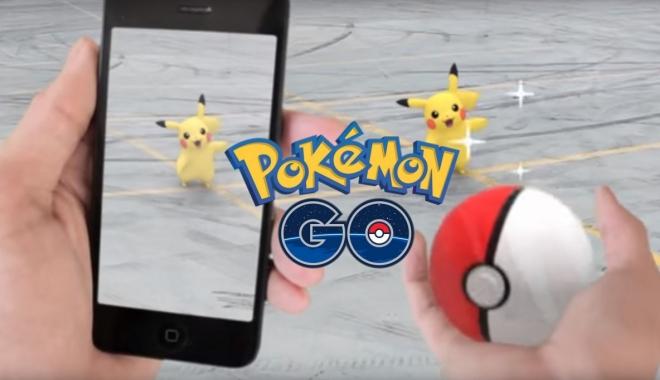 Foto: ATENŢIE! O Aplicație falsă Pokémon Go Preia controlul telefonului