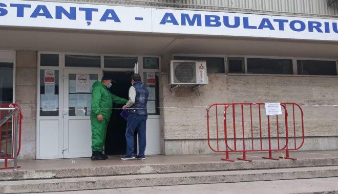 Foto: Policlinica nr. 1 își reia programul de lucru de dinainte de pandemie