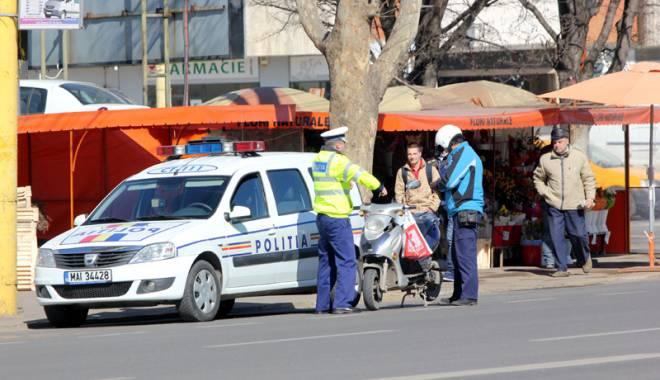 Foto: Atenţie! Unde acţionează, astăzi, poliţiştii rutieri