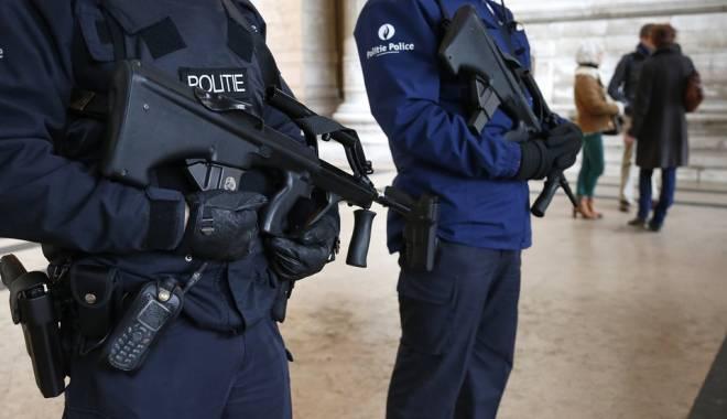 Foto: Belgia ridică la nivel maxim alerta teroristă pentru Bruxelles
