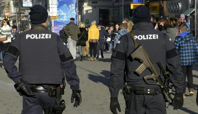 Foto: Poliția germană a arestat un presupus terorist