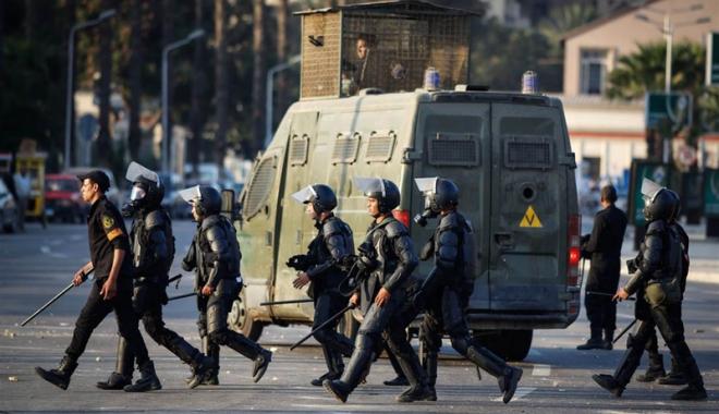 Foto: Poliţia egipteană a ucis 14 jihadişti