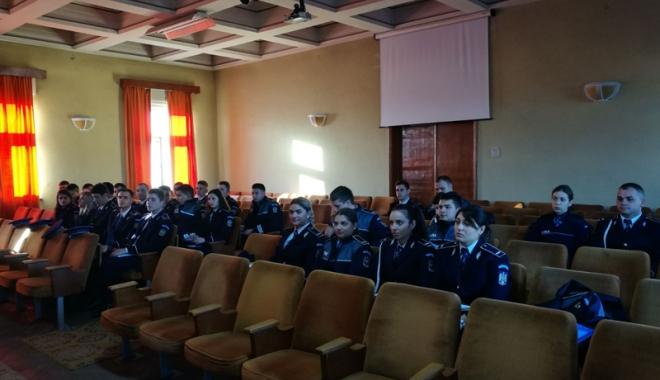 Foto: Forțe proaspete la Poliția Constanța