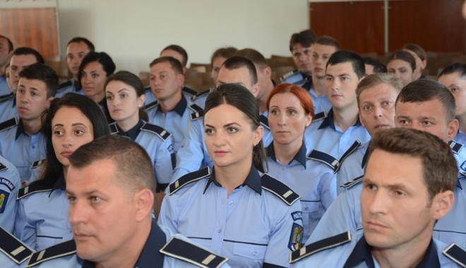 Foto: Poliția din Constanța organizează concurs pentru recrutare  din sursă externă
