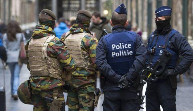 Foto: Alertă cu ANTRAX la Bruxelles, lângă consulatul României
