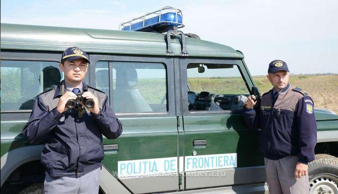 Foto: POLIŢIA ROMÂNĂ: Opt cetăţeni cubanezi, opriţi la frontieră