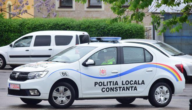 Controale în parcările cu plată din Mamaia. Șoferi amendați de Poliția Locală - politia-1567537576.jpg