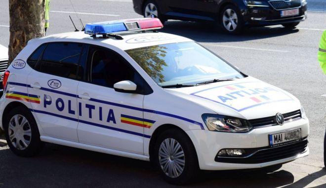 Foto: FLAGRANT LA CONSTANȚA. Bărbat reținut de polițiștii constănțeni