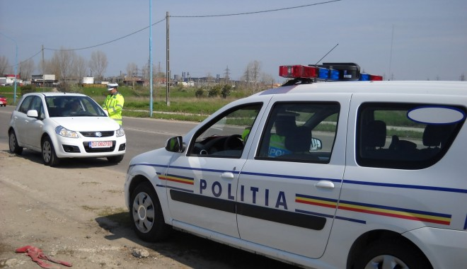 Foto: Prins la volan deşi avea permisul suspendat