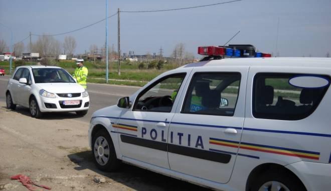 Foto: Amenzi ustur�toare aplicate de poli�i�tii de la Rutier�