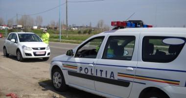 Foto: Filtre ale poliţiei rutiere pentru un trafic rutier în siguranţă