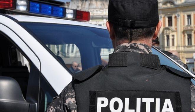 """Foto: """"Afaceri ilegale"""" cu motorină! Poliţia Constanţa, prindere în flagrant"""