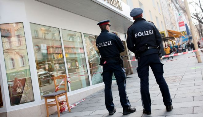 Împușcături la Viena. Un mort și un rănit grav - politia2-1545404932.jpg