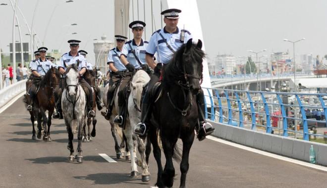 Proiectul Poliţiei Călare la Constanţa se poticneşte