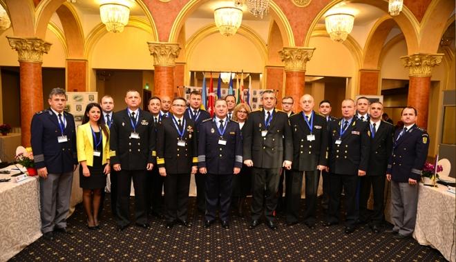 Foto: Eveniment important la Constanţa. Poliţia de Frontieră Română preia preşedinţia Forumului de Cooperare la Marea Neagră