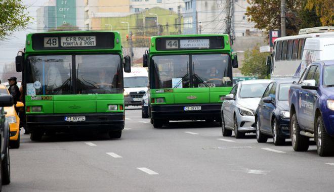 Foto: Nu e de joacă! Nu mai circulați fără bilet în autobuzele RATC