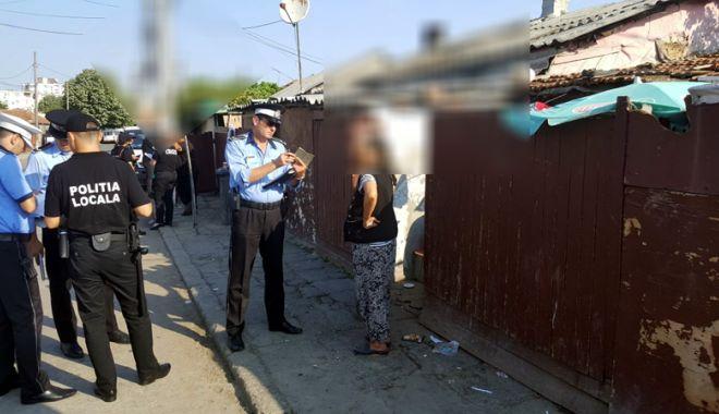 Foto: Record de amenzi la Poliţia Locală Constanţa