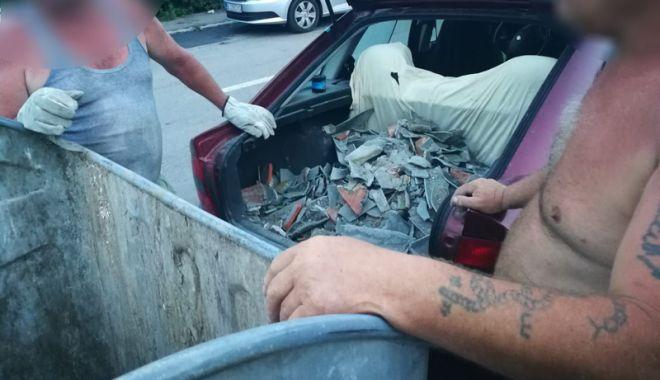 Foto: Poliţia Locală face raiduri prin cartierele Constanţei