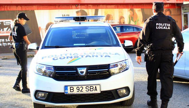 Acțiune a Poliției Locale Constanța. S-a lăsat cu amenzi! - politialocala-1573254437.jpg