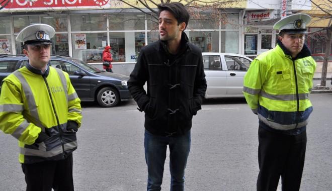VIDEO / Polițiștii locali cu