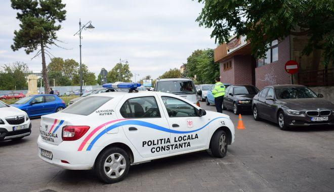 Foto: Atenţie, constănţeni! Restricţii de circulaţie în zona peninsulară