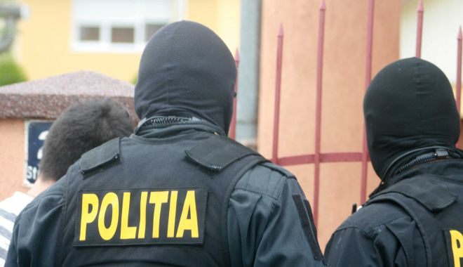 Foto: Un român acuzat că a furat din Spania obiecte în valoare de 4,7 milioane de euro, prins la Constanța
