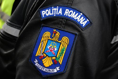 Foto: Bărbat căutat de autorităţile britanice pentru multiple crime, prins în România