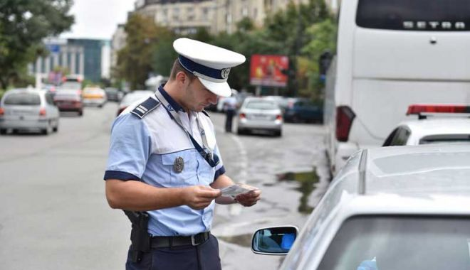 Foto: Zi cu ghinion pentru doi șoferi! S-au ales cu dosare penale