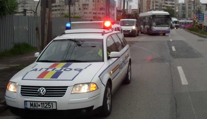 Foto: URMĂRIRE CA-N FILME! UN PUŞTI DE 14 ANI LE-A PUS CAPAC POLIŢIŞTILOR DE LA RUTIERĂ