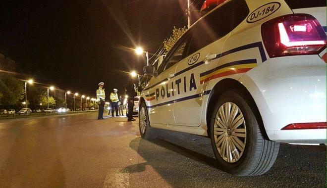 Foto: Razii pe străzile Constanţei! Şoferii petrecăreţi au rămas fără permise, din cauza alcoolului
