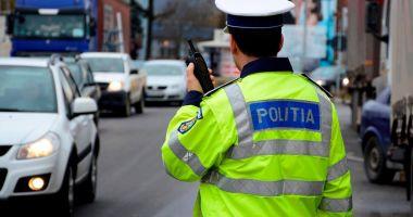Foto: Trafic restricționat pe mai multe străzi din Constanța