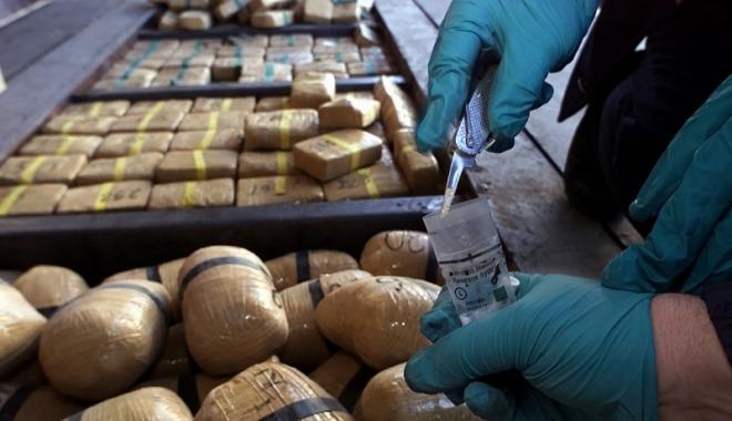 Foto: Captură record de heroină, în Turcia. Marfa venea  spre România