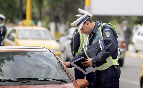 Foto: Peste 1700 de amenzi au fost aplicate de polițiști și jandarmi în ultimele 24 de ore