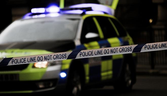 Foto: Cinci persoane au fost rănite după ce un şofer a intrat cu maşina în pietoni