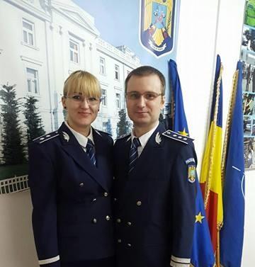 Foto: Şefi ai IPJ Constanţa, avansaţi în grad