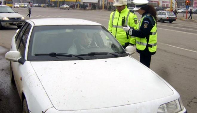 Foto: Cum vor poliţiştii rutieri să vă ardă la buzunar