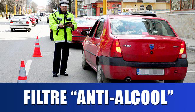 """Foto: POLIŢIA RUTIERĂ iese """"LA VÂNĂTOARE"""" prin Constanţa"""