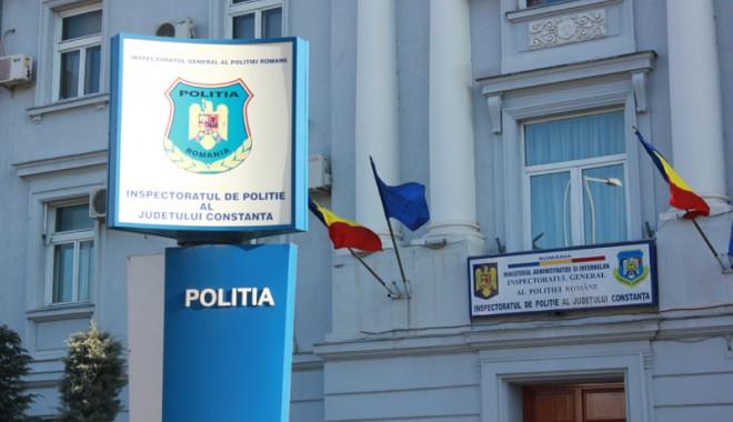 Foto: Poliţiştii acuză că nu sunt plătiţi pentru week-end-urile când muncesc