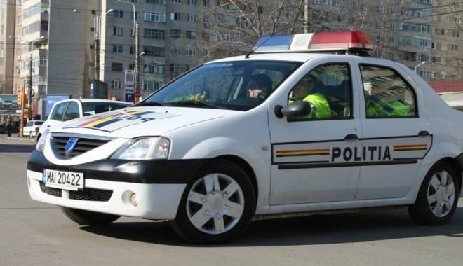 Foto: Poliţiştii din Constanţa, la datorie de Crăciun