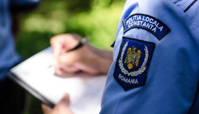 Foto: Poliţiştii locali, cu ochii pe agenţii economici. Câţi respectă legile în vigoare?