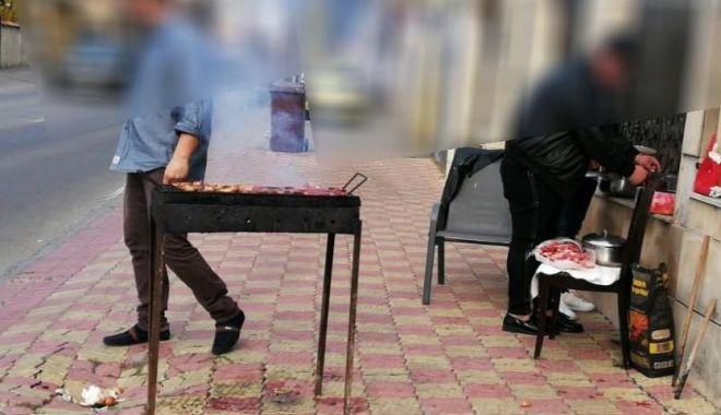 Foto: Amenzi uriaşe dacă faceţi grătar în locuri neamenajate, în Constanţa