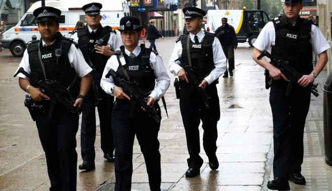 Foto: Polițiștii români vor patrula în Londra